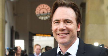 Michael (Bully) Herbig spielte für Joseph Vilsmaier den Tod.