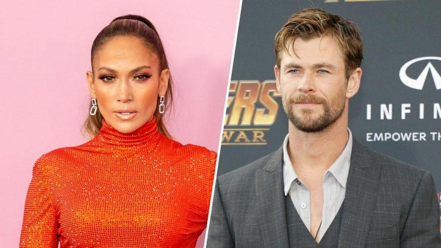 Jennifer Lopez (l.) und Chris Hemsworth setzten zum Muttertag Social-Media-Posts ab. (wag/spot)