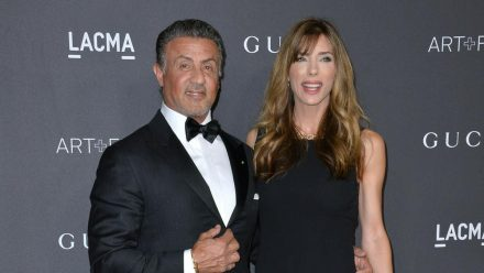 Sylvester Stallone und Jennifer Flavin sind seit 24 Jahren verheiratet. (tae/spot)