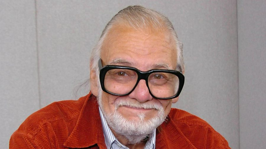Ein Mann mit großer Brille und noch größerer Vision: George A. Romero (stk/spot)