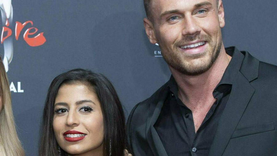 Die werdenden Eltern Eva Benetatou und Chris Broy haben sich vor einigen Wochen getrennt. (ili/spot)