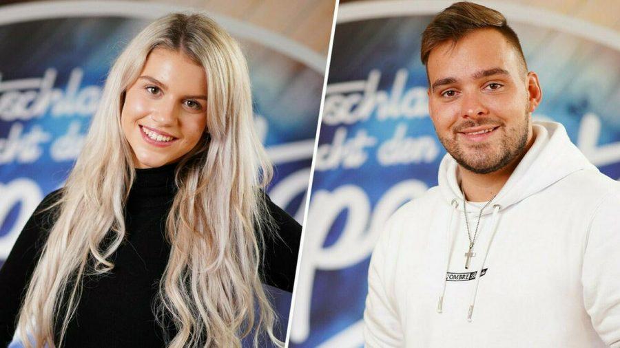 Pia-Sophie Remmel und Kevin Jenewein haben sich verliebt (wue/spot)