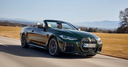 Während andere Autobauer kaum noch Cabrios im Programm haben, setzt BMW beim 4er auf eine offene Variante. Im Corona-Jahr 2021 vielleicht eine gute Entscheidung.