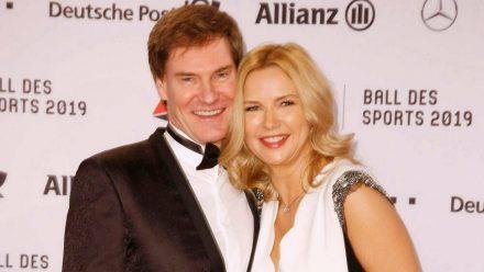 Carsten Maschmeyer und Veronica Ferres sind seit 2014 verheiratet. (jom/spot)