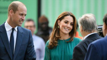 Prinz William und seine Kate sind seit zehn Jahren Mann und Frau. (wag/spot)