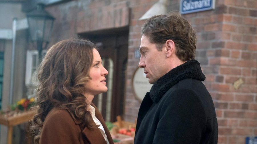 """Rote Rosen"": Tatjana gesteht Paul ihre Liebe (cg/spot)"