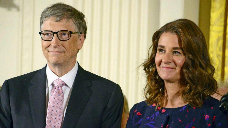 Microsoft-Mitgründer Bill Gates und seine Ehefrau Melinda Gates werden sich nach rund 27 Jahren Ehe scheiden lassen. (jom/spot)