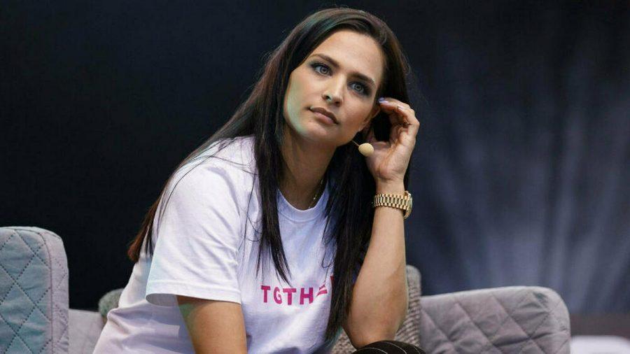 Amira Pocher fühlte sich anfangs in Deutschland oft alleine. (jom/spot)
