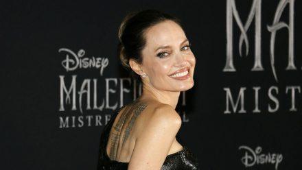 """Angelina Jolie, hier auf einer Premiere im Jahr 2019, spielt in """"Eternals"""" mit (wue/spot)"""