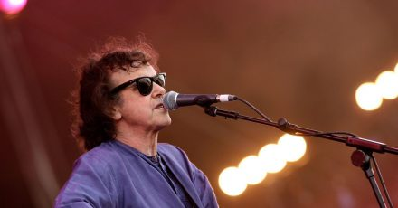 Donovan beim Isle of Wight Festival 2007.