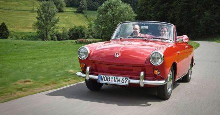 Nur ein Hauch von Frischluft: Schlussendlich entschied sich VW gegen die Produktion des offenen VW 1500 (Typ 3). Laut einer Firmenchronik von Entwickler Karmann entstanden nicht mehr als 16 Exemplare.