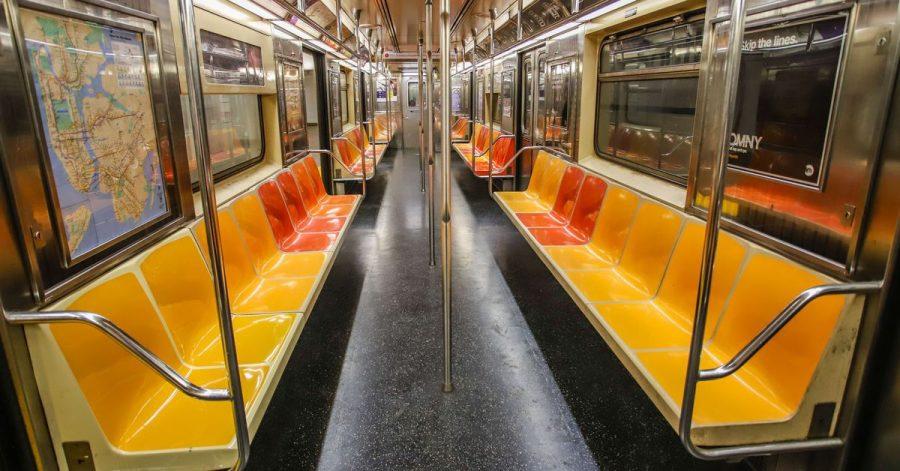 Die Zahl der Fahrgäste in der New Yorker U-Bahn war zu Beginn der Pandemie stark gesunken - zuletzt aber wieder angestiegen.