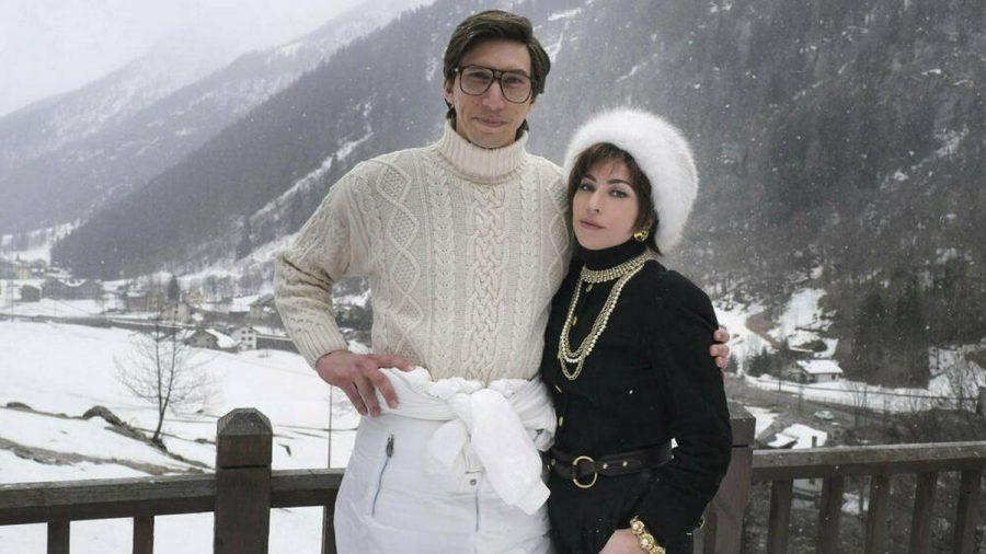"""Adam Driver und Lady Gaga in ihren """"House of Gucci""""-Rollen (jom/spot)"""