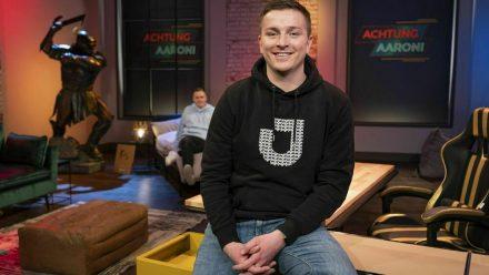 Aaron Troscke wird sich in seiner eigenen Show den Influencern widmen. (jom/spot)