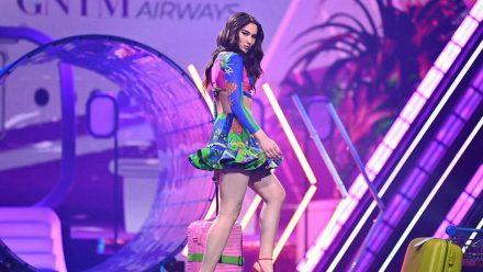 "Alex im Finale von ""Germany's next Topmodel"" (wue/spot)"
