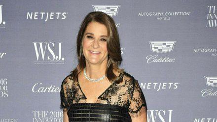 Melinda Gates bekam von ihrem Noch-Ehemann Bill Aktien in Milliardenhöhe übertragen. (tae/spot)