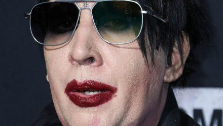 Gegen Schock-Rocker Marilyn Manson laufen bereits mehrere Verfahren (rto/spot)