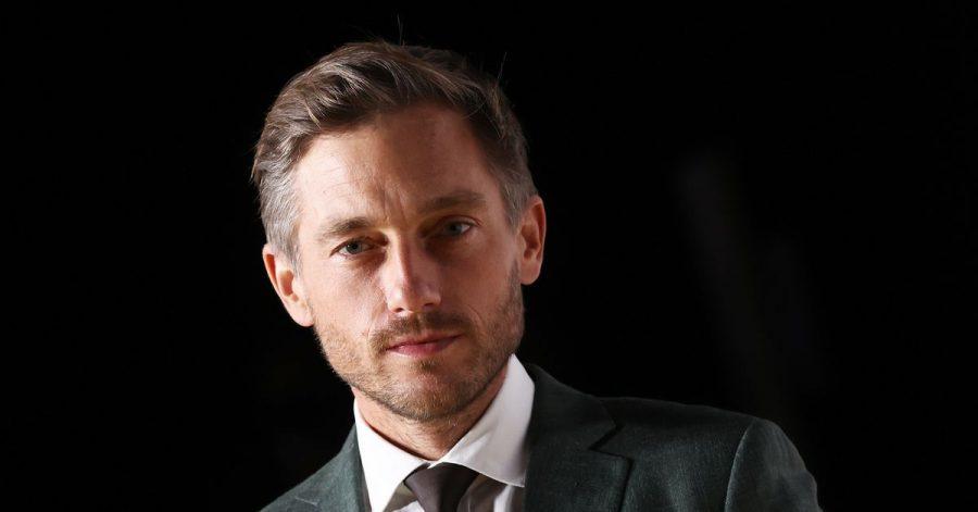 Schauspieler Volker Bruch war bei #allesdichtmachen mit dabei.