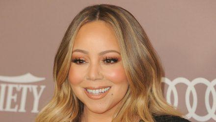 Mariah Carey bei einem Event in Beverly Hills, 2019. (aha/spot)