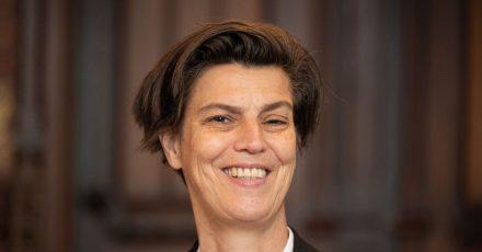 Die Autorin Carolin Emcke ist mit dem Carl-von-Ossietzky-Preis ausgezeichnet worden.
