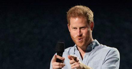 Der britische Prinz Harry will nicht mehr unter ständiger Beobachtung stehen.