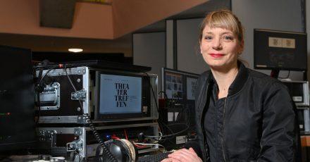 Yvonne Büdenhölzer, Leiterin des Theatertreffens.