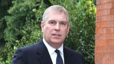 Prinz Andrew hat im und außerhalb des Buckingham Palasts kaum noch Unterstützer (stk/spot)