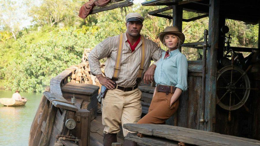 """Dwayne """"The Rock"""" Johnson und Emily Blunt spielen die Hauptrollen in Disneys """"Jungle Cruise"""". (tae/spot)"""
