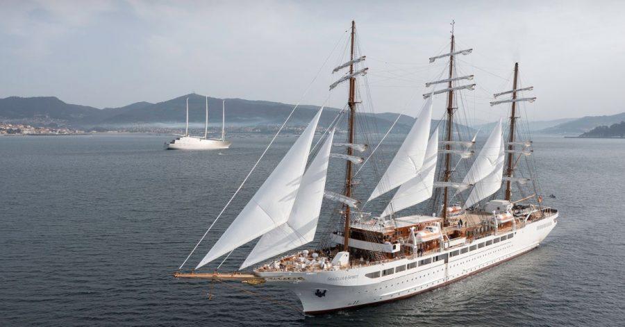 Das Segel-Kreuzfahrtschiff «Sea Cloud Spirit» soll nun im September zur Jungfernfahrt aufbrechen.