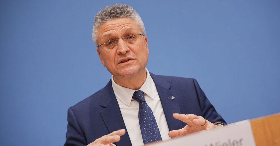 Lothar Wieler, Präsident des Robert Koch-Instituts (RKI) , warnt weiter vor dem Corona-Virus.