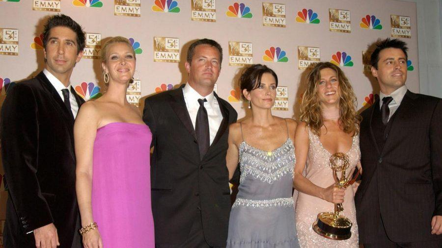 """Im Special wird der gesamte Originalcast von """"Friends"""" zu sehen sein. (eee/spot)"""