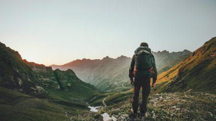 Allein in die Wildnis: Weltweit sehnen sich Menschen danach, wieder reisen zu können. (elm/spot)
