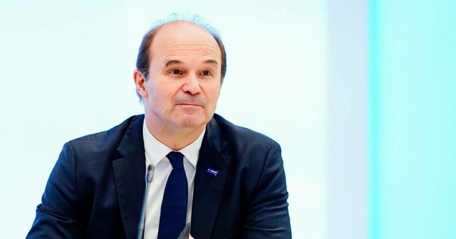 Mehr als sein halbes Leben arbeitet Martin Brudermüller bereits bei BASF.