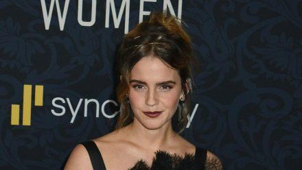Emma Watson hat sich seit etwa einem Jahr nicht mehr in den sozialen Medien gemeldet. (tae/spot)