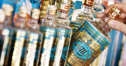 Erst unter Napoleon wurde Kölnisch Wasser zum Parfüm.