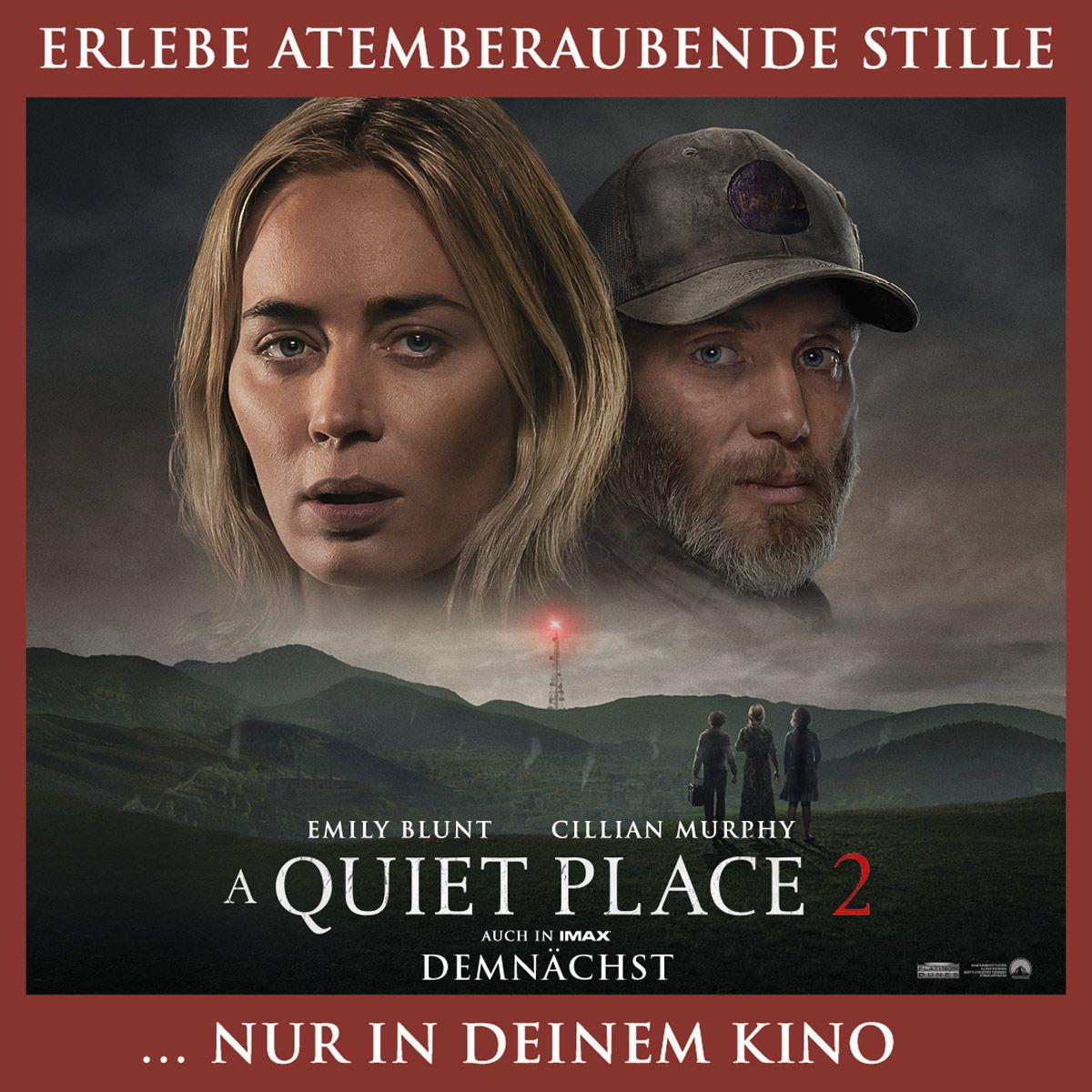 """John Krasinski setzte bei """"A Quiet Place 2"""" seine Ehe aufs Spiel"""