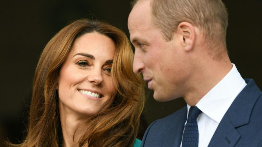 Herzogin Kate und Prinz William sind nun auch bei YouTube aktiv (wue/spot)