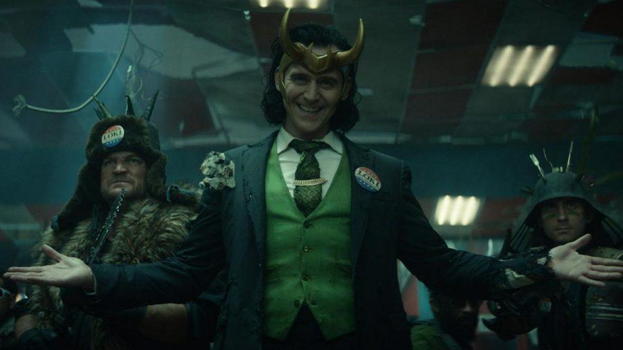 "Tom Hiddleston in der neuen Marvel-Serie ""Loki"". (aha/spot)"