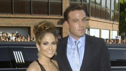 Jennifer Lopez und Ben Affleck waren von 2002 bis 2004 ein Paar - hier bei einer Premiere im Jahr 2003. (ili/spot)