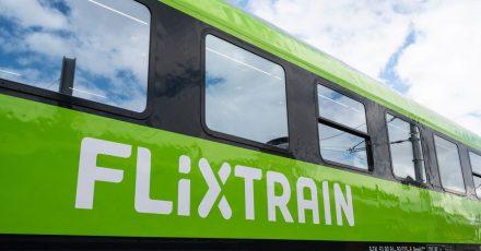 Erste Strecke außerhalb Deutschlands:Flixtrain fährt jetzt auch zwischen Stockholm und Göteborg.