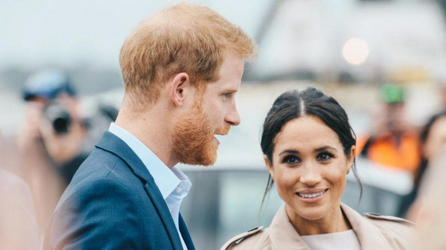 "Neben Prinz Harry wird offenbar auch Herzogin Meghan in ""The Me You Can't See"" dabei sein. (wue/spot)"