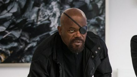 "Nick Fury (Samuel L. Jackson) soll in ""Secret Invasion"" ebenfalls mit an Bord sein (stk/spot)"