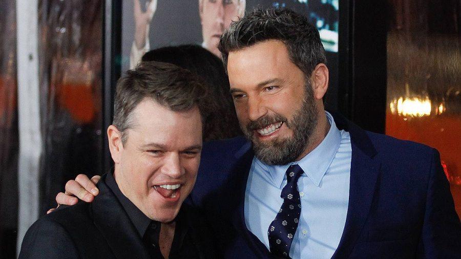 """Matt Damon """"hofft"""" auf das Pärchen Ben Affleck und Jennifer Lopez"""