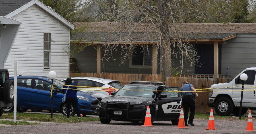 Ein Schütze eröffnete das Feuer auf einer Geburtstagsparty in Colorado und tötete sechs Erwachsene, bevor er sich selbst tötete.
