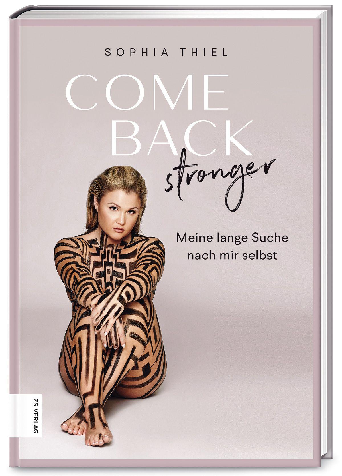 """Sophia Thiel in ihrem neuen Buch """"Come Back Stronger"""": So lief die Trennung von ihrem Freund wirklich"""