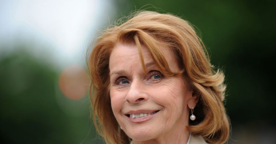 Die Schauspielerin Senta Berger wird 80.