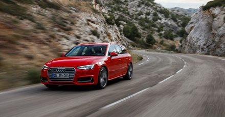 Rüstiger Rumkurver: Audis Mittelklasse läuft oft und gern. Der A4 weist so vielfach schon zur ersten Hauptuntersuchung weit über dem Durchschnitt liegende Tachostände auf.