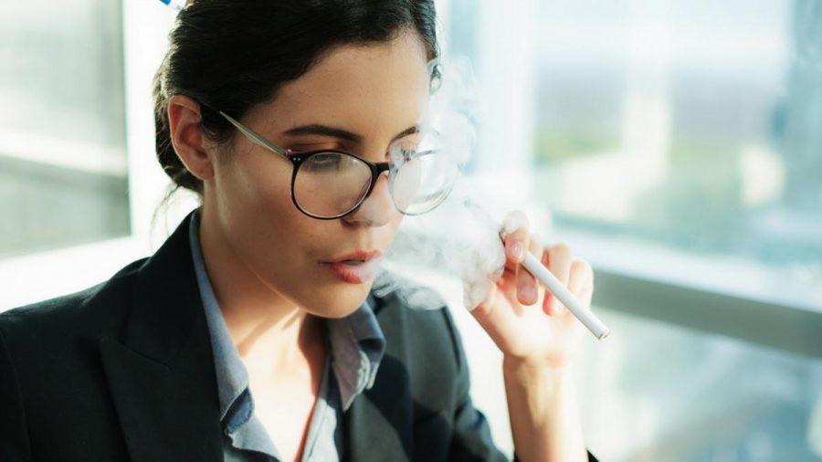 Rauchen kann nicht nur das Herz-Kreislauf-System und die Lunge schädigen, sondern auch die Augen. (spot)