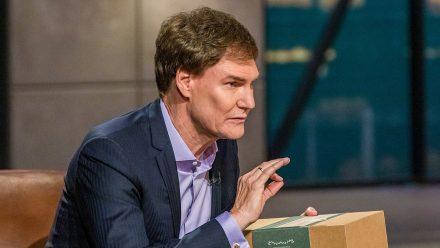 """Carsten Maschmeyer: """"Ein Fünftel meiner Nase wurde herausgeschnitten"""""""