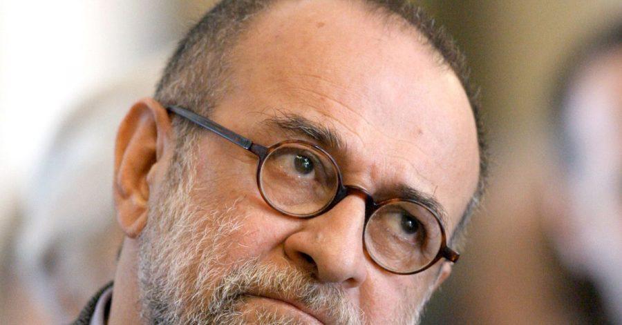 Der Exil-Autor Said aus dem Iran, aufgenommen bei der Verleihung der Goethe-Medaille 2006 des Goethe-Instituts München.